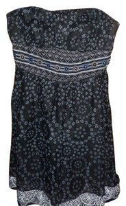 Free People short dress Navvy Blue Floral Navy Paisley on Tradesy