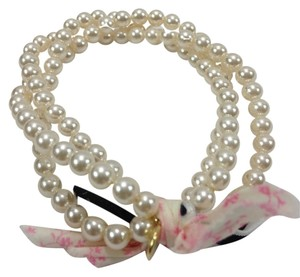 J.Crew JCrew Crewcuts Pearl with Ribbons Bracelet