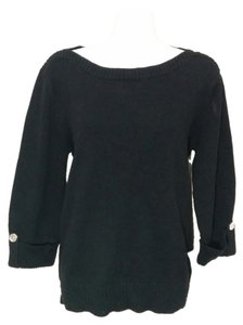 Karen Scott 3/4 Sleeve Sweater