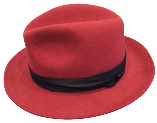 Item - Red/Blue And Fedora Hat