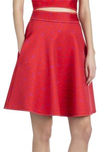 Cynthia Rowley Skirt Red