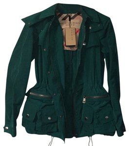Burberry Brit Green Jacket