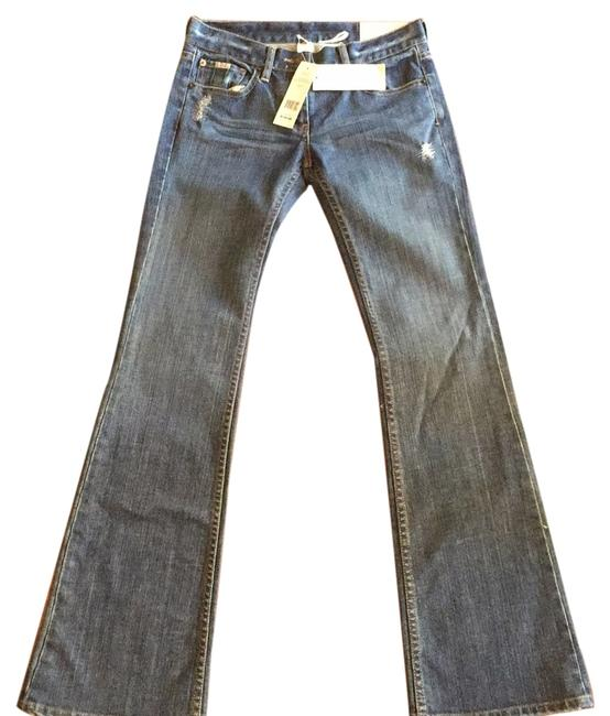 French Connection 748go Boot Cut Jeans- - 45% Off Retail