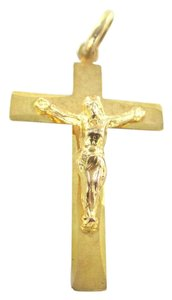Other STUNNING CRUCIFIX CROSS SOLID 10 KARAT SOLID GOLD