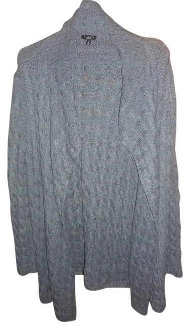 Talbots Chunky Cable Knit Cardigan