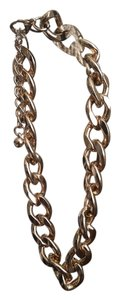 Charlotte Russe Charlotte Russe Chunky Gold Chain Link Necklace