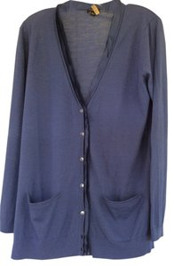 Ann Taylor Loft Banana Republic Satin Cardigan
