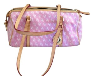 Dooney & Bourke Monogran Classic Signature Db Shoulder Bag