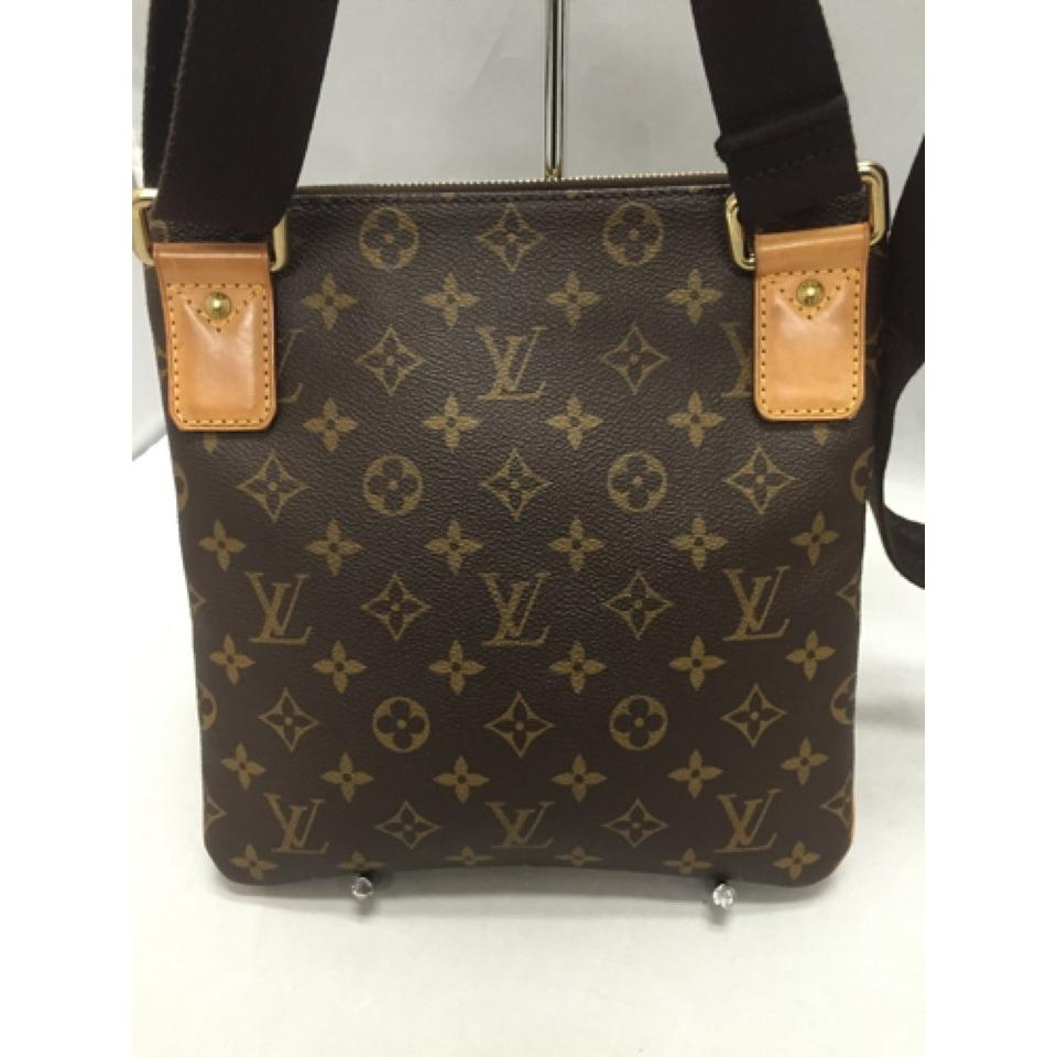 Louis Vuitton Bosphore Pochette Valmy Monogram Made In France. Date ... ab1b7903fe09a