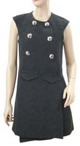 Julie Haus Jacquard Evening Sleeveless Dress