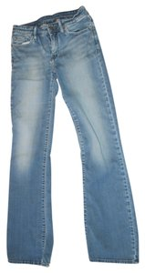 Calvin Klein Boot Cut Jeans-Distressed