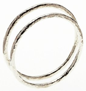 Jules Smith Hammered Bangles - Set of 2