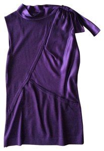 Alberta Ferretti Top Purple