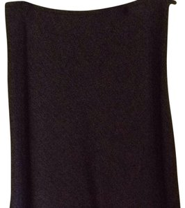 DKNY Office Career Professional Work Skirt Black