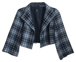 BCX Black and gray Blazer