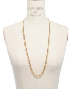 Madewell Mini Geochain Necklace