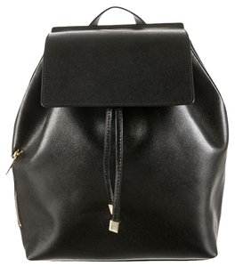 Barneys New York Saffiano Backpack