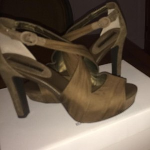 Banana Republic Dress Brown Sandals