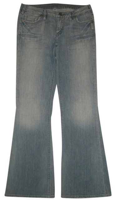Silver Jeans Co. *cotton/Spandex *classic Five-pocket Style Zip Fly *rhinestones Pockets & Belt Loops Slight Opening Machine Washable Flare Leg Jeans-Light Wash