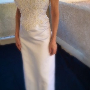 Bridal Originals Bridal Originals With Detachable Train Wedding Dress