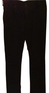Levi's Denim Straight Pants Black