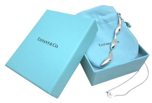 Tiffany & Co. Authentic Tiffany & Co. Frank Gehry 3-Fish Necklace