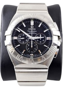 Omega OMEGA CONSTELLATION CHRONOGRAPH DOUBLE EAGLE CO-AXIAL