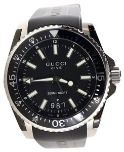 Gucci * Gucci Dive Watch Model: 136.2 Diver Watch