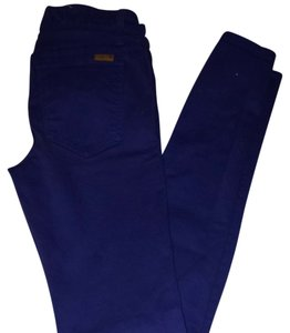 JOE'S Jeans Cobalt Bright Casual Chic Skinny Jeans
