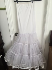 Mermaid Fit N Flare Petticoat (under-layer) Wedding Dress