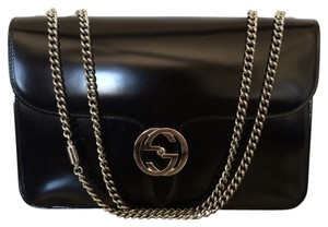 Gucci Leather Italian Shoulder Bag
