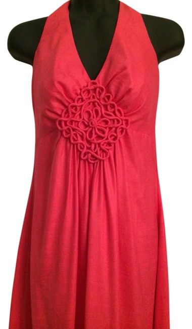 Preload https://item4.tradesy.com/images/trina-turk-deep-coral-pink-formal-dress-size-2-xs-1072288-0-0.jpg?width=400&height=650