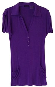 linq Los Angeles short dress Purple on Tradesy