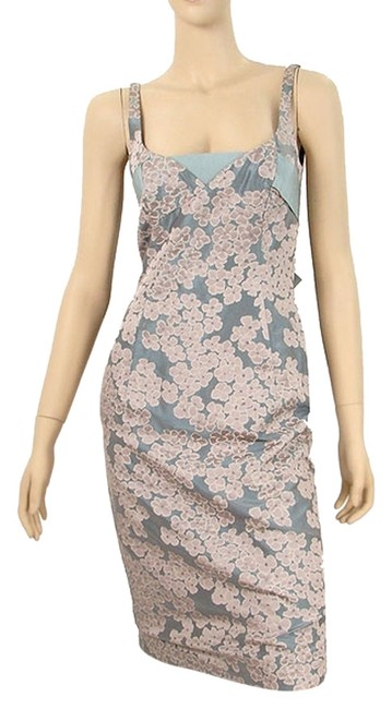 Preload https://item2.tradesy.com/images/moschino-blue-grey-pink-pale-and-brocade-knee-length-formal-dress-size-4-s-1072326-0-0.jpg?width=400&height=650