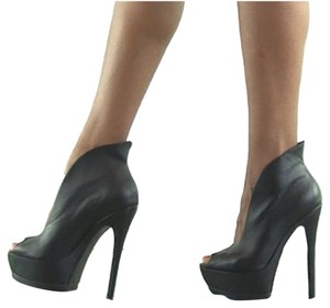 London Trash Sexy Heels Black Pumps