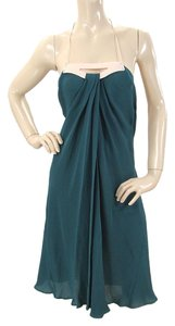 Narciso Rodriguez short dress Green, Blue, Pink on Tradesy