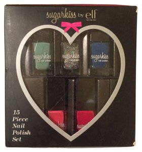 e.l.f. ELF NEW 15 Nail Polish Set