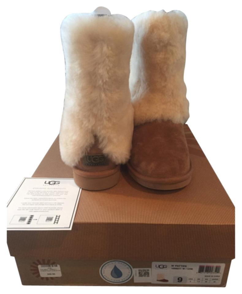 2f999f75fa1 UGG Australia Chestnut W Patten Boots/Booties Size US 9 Regular (M, B) 22%  off retail