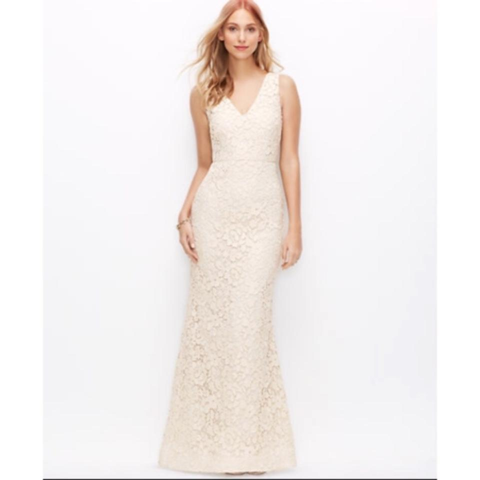 Ann Taylor Wedding Dresses - Up to 90% off at Tradesy