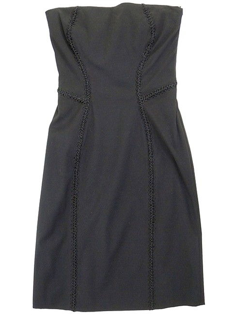 Philosophy di Alberta Ferretti Corset Party Evening Strapless Dress