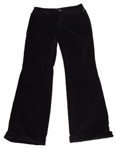 Banana Republic Corduroy Straight Pants Black