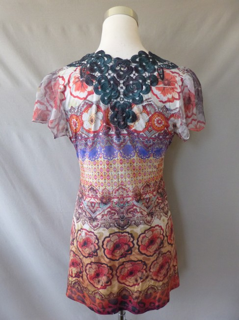 One World Bohemian Lace Top