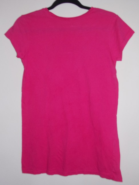Spencer's Maternity T Shirt Pink