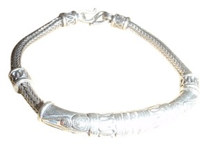Other Vintage , Rare Cable Sterling Silver bracelet 925