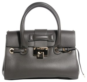 Jimmy Choo Satchel in Grey