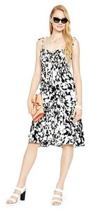 Black & White Maxi Dress by Kate Spade