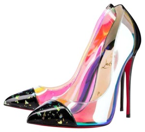 Christian Louboutin Black Disco Pumps