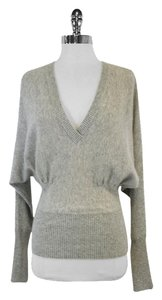 Robert Rodriguez Grey Cashmere Sweater