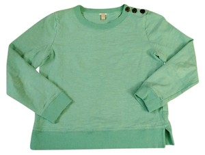 J.Crew Green Sweater