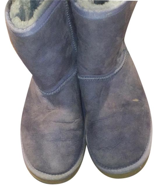 Item - Country Blue Classic Short Boots/Booties Size US 7 Regular (M, B)